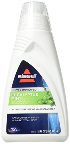 Bissell Steam Cleaner Solution