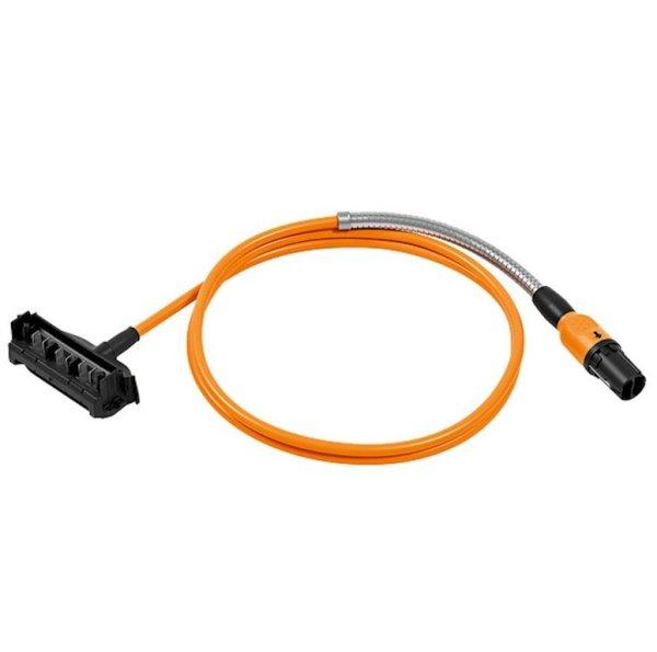 Соеденительный кабель для аккумуляторов Stihl AR 2000L и AR 3000L 1.8м (48714402000)