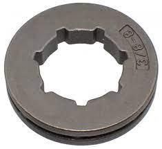 Кольцевая цепная звездочка 3/8″ 8 зубьев STIHL MS 361, MS 440 (00006421216)