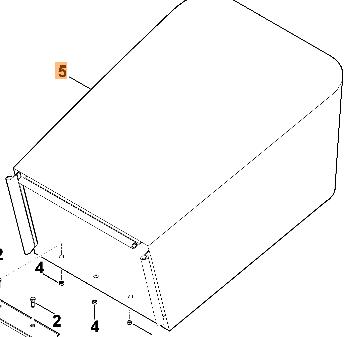 Травосборник (ткань) VIKING (63507009700)