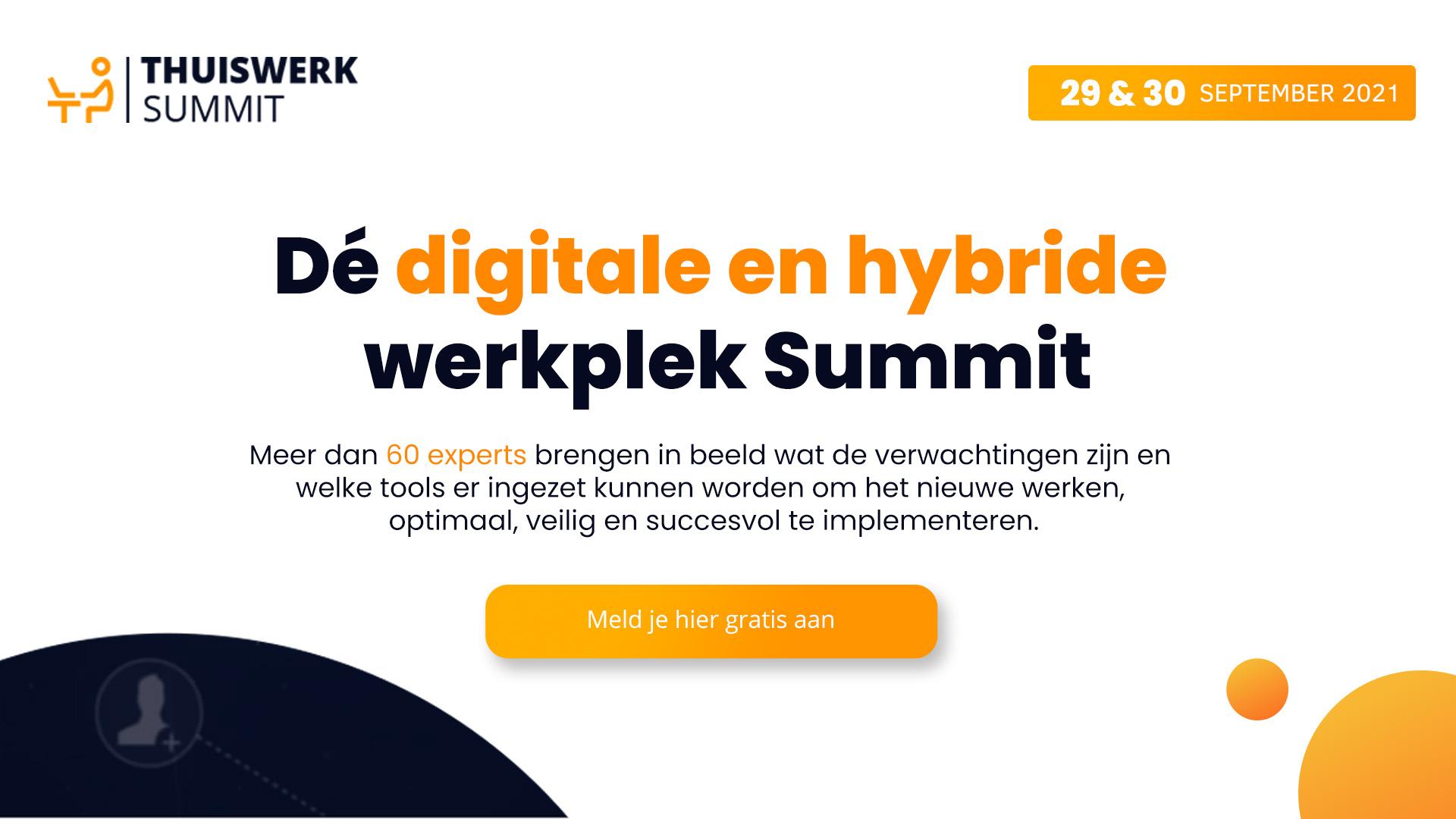 Thuiswerk Summit