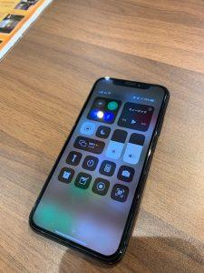 iPhone画面交換