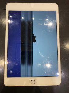 iPadmini2液晶割れ修理