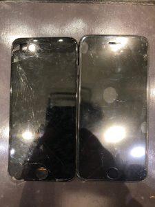 iPhone7 画面交換