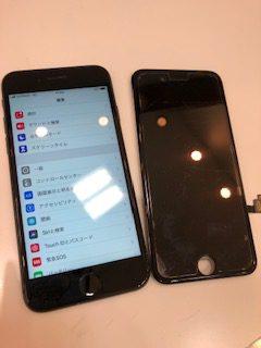 画面の交換iPhone8
