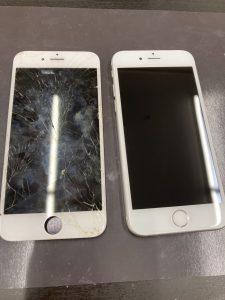 iPhone6S 画面交換 修理