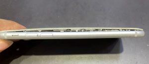 バッテリーが膨張⁉ 宇治市よりiPhone8のバッテリー交換