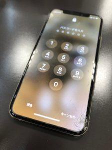 iPhone11画面破損