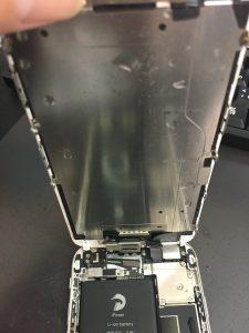 iPhoneの水没