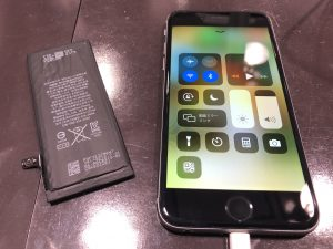 iPhone アイフォン 修理 電池 交換 劣化 悪化 修理 消耗 減る 減少