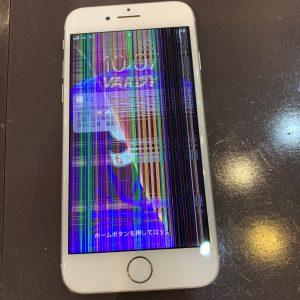 iPhone あいふぉん アイフォン 8 エイト 液晶 画面 交換 修理