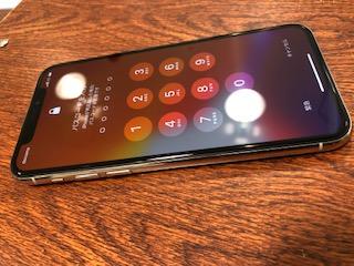 ガラスコーティングをご紹介 iPhone11PRO 宝塚市よりお越しのお客様 ミ