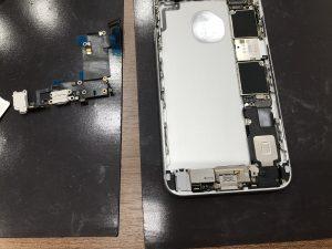 充電コネクタ修理