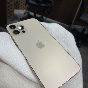 iPhone12 ガラスコーティング施工