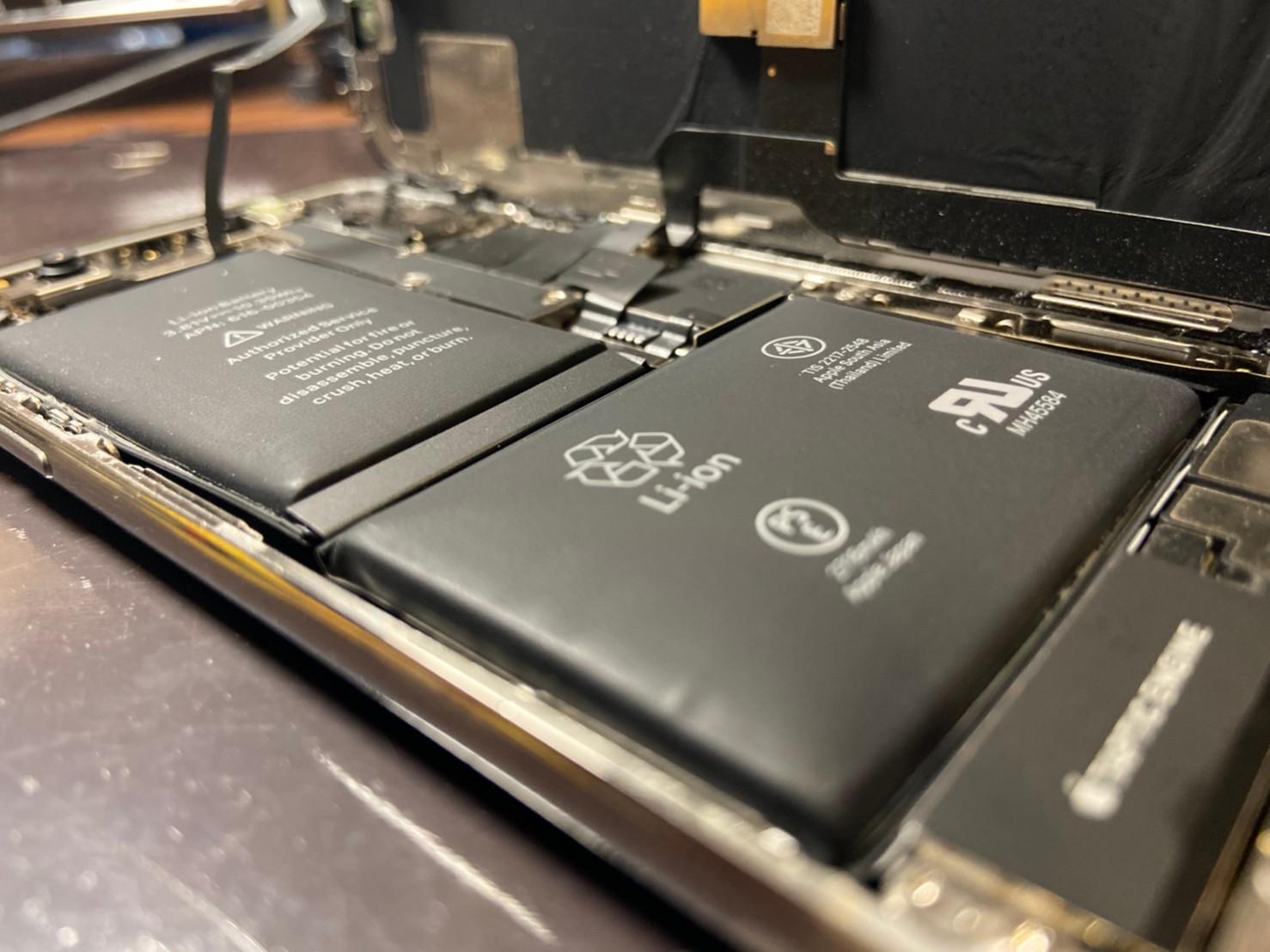 iPhoneバッテリーの劣化を放置していると様々なデメリットが!!😲