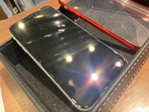 iPhoneXRガラスコーティング
