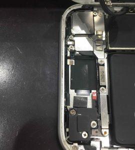 iPhone7 水没