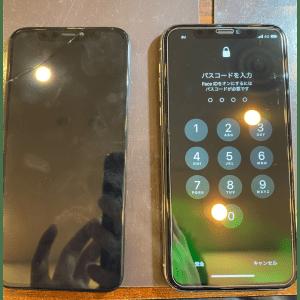 【修理速報】iPhone11Pro 画面交換 〈岡山県岡山市からのお客様〉