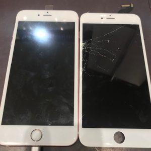 iPhone6S・画面交換(津山市のiPhone修理専門店👍)