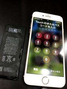 充電の減りが早くて不便なiPhone・6/16イオンモール津山にiPhone修理店がオープンします!