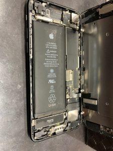 アイフォーン7 バッテリー膨張