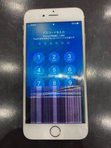 アイフォーン6s 画面&バッテリー交換