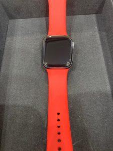 apple watch ガラスコーティング+抗菌コート