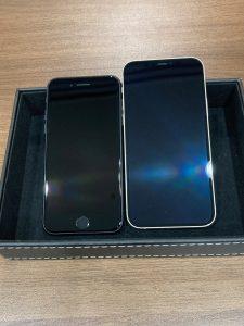 ガラスコーティング アイフォーン12&11pro