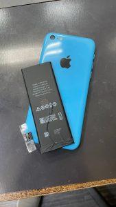 iPhone5系バッテリー交換