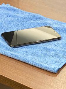 アイフォーン11プロマックス ガラスコーティング 田川市