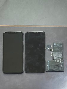 アイホンテン 画面・バッテリー交換【iPhone X】 八幡西区