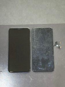 アイホンXS ガラス割れ【iPhone XS】 直方市