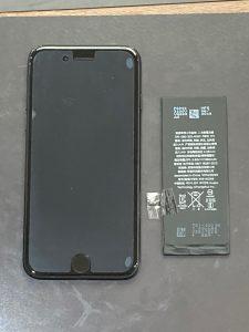 アイホーン7 電池交換【iPhone 7】 田川郡