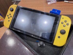 Switch スティック修理