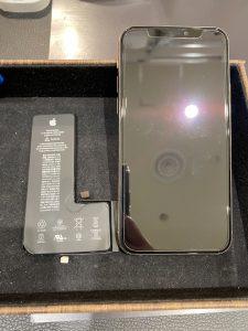 iPhone11pro バッテリー交換<大阪市からのお客様>