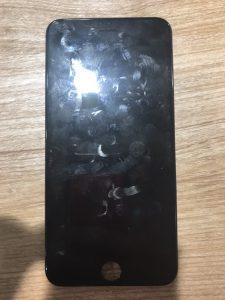 iphone6Pの液晶漏れ