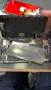 アイフォンエイトプラス修理