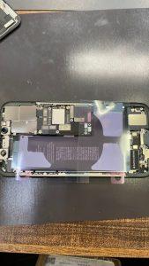 iPhone11Pro電池交換