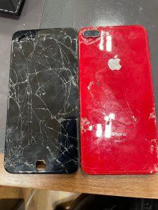 iPhone8Plus 背面修理