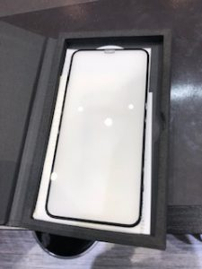 iPhone強化ガラス四日市市