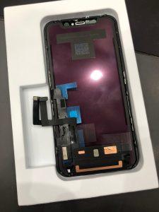 iPhone11ガラス液晶