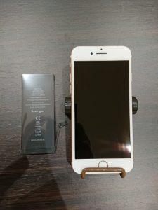 iPhone修理 バッテリー交換 津南