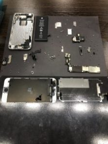 アイフォン分解修理