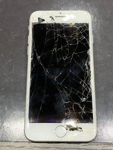 バキバキフォンの修理