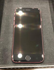 iPhoneSE第二世代 修理後コーティング済