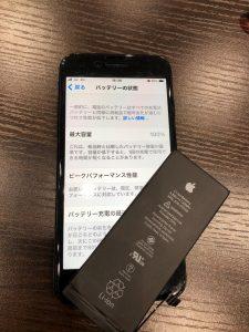 バッテリー交換iPhone修理