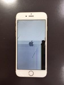 iPhone6s 画面交換
