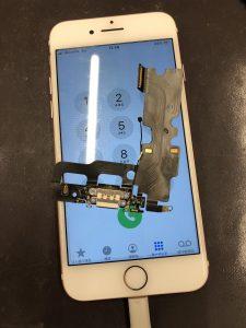 コネクタ交換iphone7