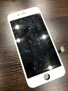 iPhone8液晶交換