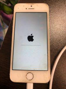 iPhone5S復元作業